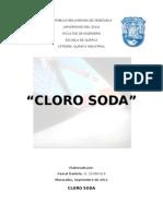 Cloro Soda Daniela