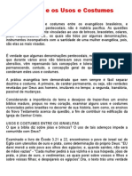 A Bíblia e os Usos e Costumes-Heribaldo Vilanova Silveira.doc