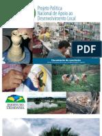 Política Nacional de Apoio ao Desenvolvimento Local