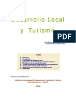 Desarrollo Local y Turismo