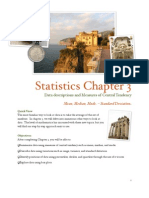Stats Chapter 3