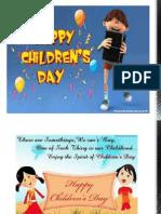 Dia Niño (childrens day)