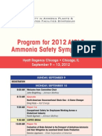 8-26-7503 Ammonia2012 Program Web