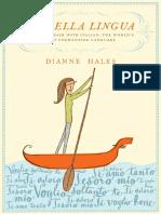 La Bella Lingua, by Dianne Hales - Excerpt