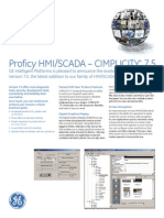 Proficy Cimplicity 7.5 Ds Gfa1078a
