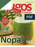 Jugos Nopal 2010