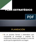 Clase de Plan Estrategico