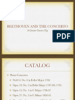 Beethoven and the Concerto