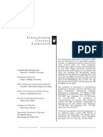 Pa Literacy Framework Opening Pages