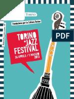 Programma Torino Jazz Festival