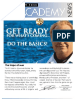 academy news june 2013 for zak