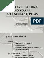 Biología molecular 2011