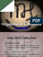 Organizações Criminosas