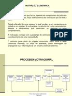 SLIDES 5 - MOTIVAÇÃO E LIDERANÇA