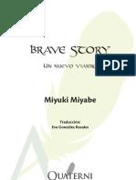 23-Brave Scory Un Nuevo Viajero -Miyuki Miyabe