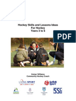 Hockey Skills and Lessons ideas.