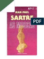 Jean-paul Sartre - As Moscas