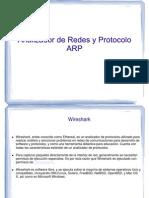 Analizador de Redes y Protocolo ARP