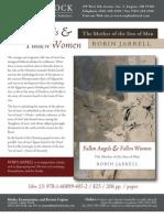 fallenangel flyer for business cards