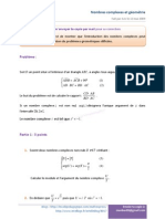 Complexes Geometrie
