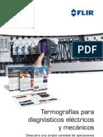 Termografias Para Diagnosticos Electricos y Mecanicos