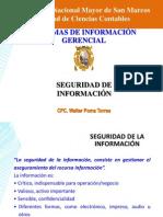 Seguridad Informacion