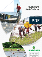 LANDBANK 2009 2010 Sustainability Report