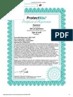 ProtectRite_ Registration Certificate