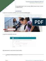 Tutorial Plataforma EDU 2.0