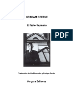 Graham Greene - El Factor Humano[1]