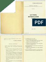 Le Fusil Mitrailleur LMG25