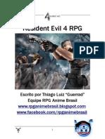 Resident Evil 4 RPG (Portuguese)