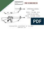TM 9-1005-249-10__Rifle, 5.56-MM, M16 & M16A1 [1985-90] (w bookmarks)