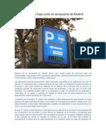 Aparcamiento de Bajo Coste en Madrid (1)