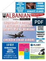The Albanian Newspaper in London (Print Version) 11/July/2013