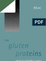 The Gluten Proteins