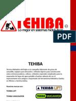 Productos y Soluciones TEHIBA 2013