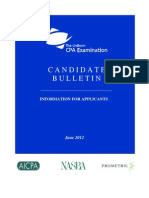 Cpa Candidate Brochure