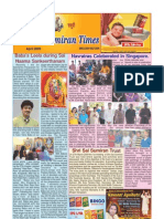 Shri Sai Sumiran times -English- April 2009