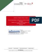 Teorias del aprendizaje y la instruccion en el diseño de materiales didacticos informaticos