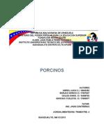 Proyecto de Porcinos Juan Abreu