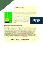 Neurotransmitters and Neuroactive Peptides