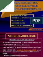 Radio-imagistica in Specialitati Med.chir.