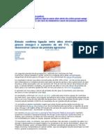 Omega 3 Pode Causar Cancer de Prostata..Por David Alexandre Rosa Cruz
