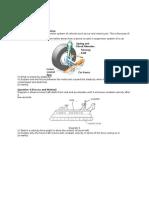 Worksheet 1 Physics