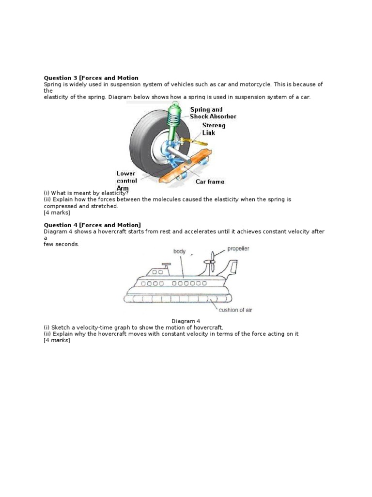 Worksheet 1 physics force mass ccuart Images