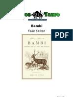 Salten, Felix - Bambi