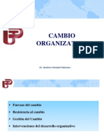 Hurtado, A. (2012) Cap. 16 Cambio Organizativo