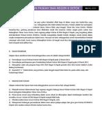 Proposal Paskah SMA 6 Depok