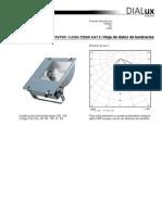 Calculo Luminotecnico Con DIALux 4.11